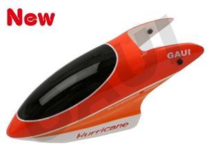 H200 FRP Painted Canopy (Orange)