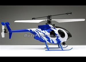 Bravo SX Blue White Bind and Fly