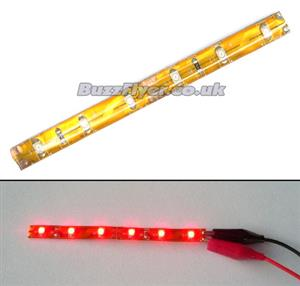 LED stripe RED ʏlexible)
