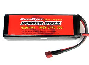 PowerBuzz 5000mAh 14.8v 30C