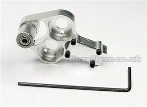 Alloy Twin Tail Motor Mount