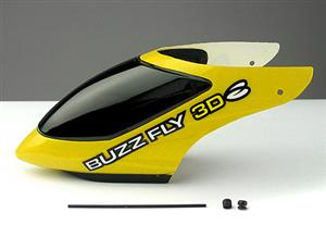 Buzz Fly 3D Canopy Yellow