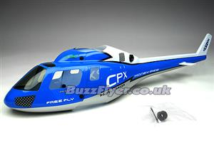 Honey Bee CPX Fuselage Set Blue 002823 | BuzzFlyer UK