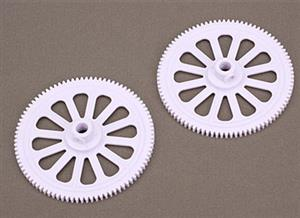 Blade 450 Main Tail Drive Gear