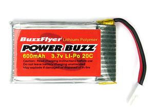 Power Buzz 3.7V 400mAh Li-Po Battery