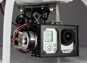 Aeroxcraft Brushless Phantom Gimbal