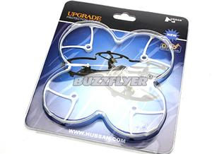 Hubsan X4 Protection Cover WHITE
