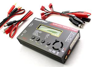 BuzzFlyer B6D Charger + Mains Power Adapter