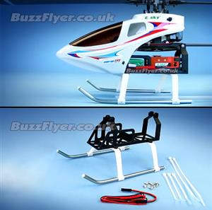 HB-CP2 BuzzFlyer Skid Upgrade