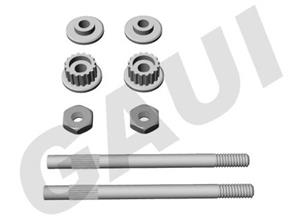 Tail Output Shaft Set