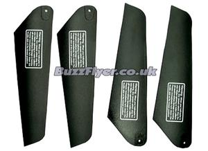 Buzz Fly CX Main Blades