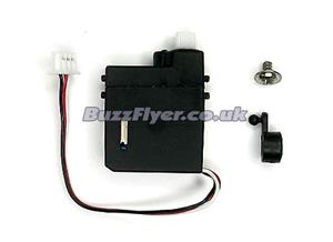 Buzz Fly Single Servo