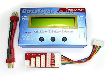 Two Meter Battery Balancer Buzzflyer Uk