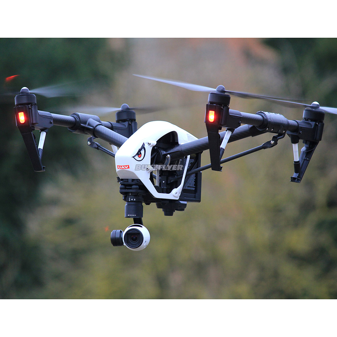 Dji Inspire 1 V2 0 Quadcopter Buzzflyer Uk