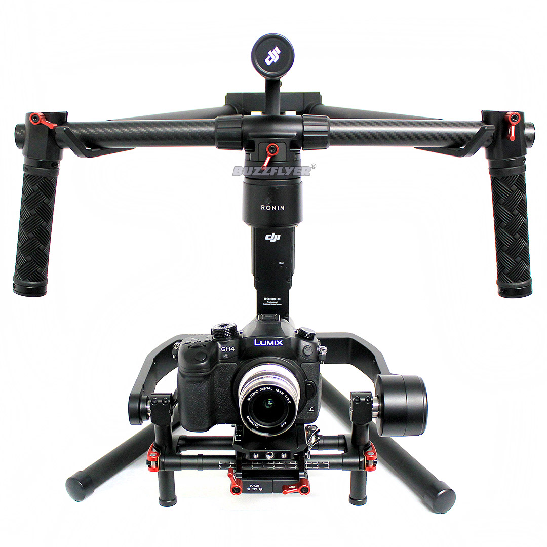 Phantom 4 Pro Drone >> DJI Ronin-M | BuzzFlyer UK