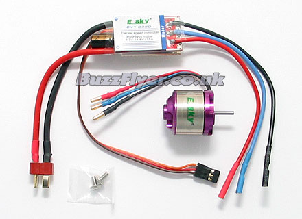 brushless motor speed controller ek5 0081 buzzflyer uk