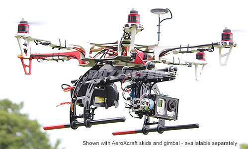 DJI F550 FlameWheel | BuzzFlyer UK