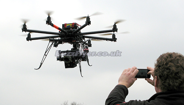 Quadcopter and Multirotor Builds for Professionals
